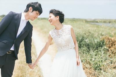 Pre-wedding | Jack + Amisa