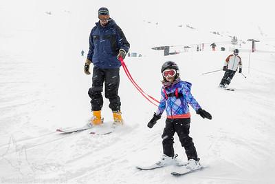 Skiing Loveland