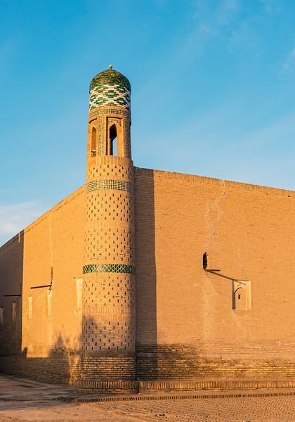 Mohammed Rakhim Khan Madrassah, Khiva