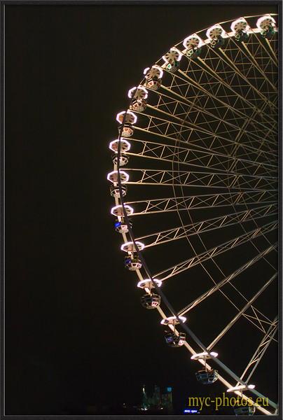 2012-12-08 Fête de la lumière LYON avec les Sylvander