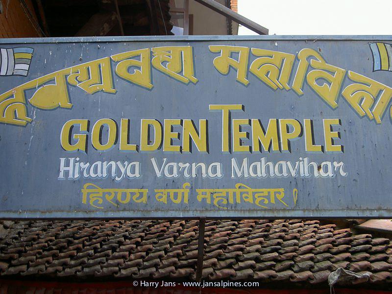 Pantan , the Golden Temple