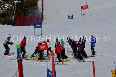 Dec 29 Mt Ripley U 14 & Under Girls GS 1st Run