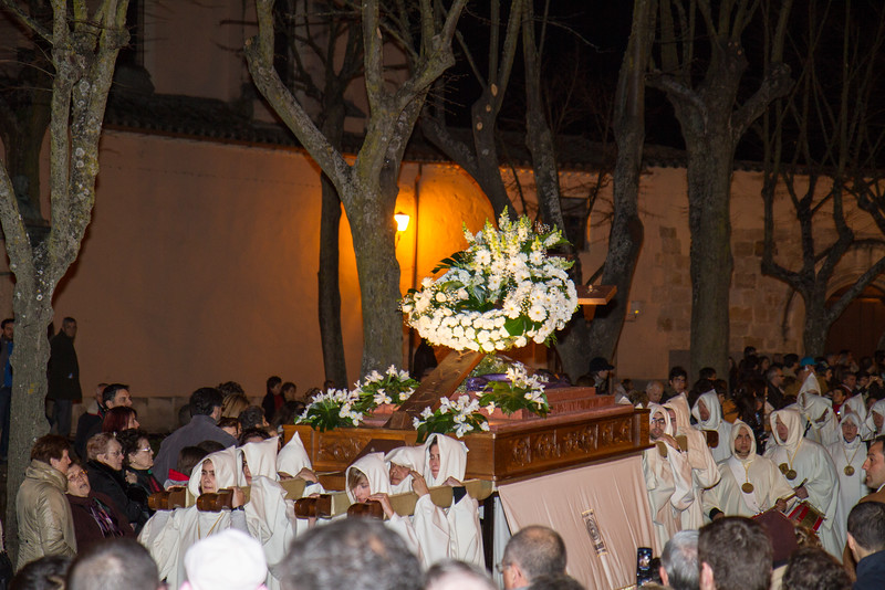Easter celebration in Zamora