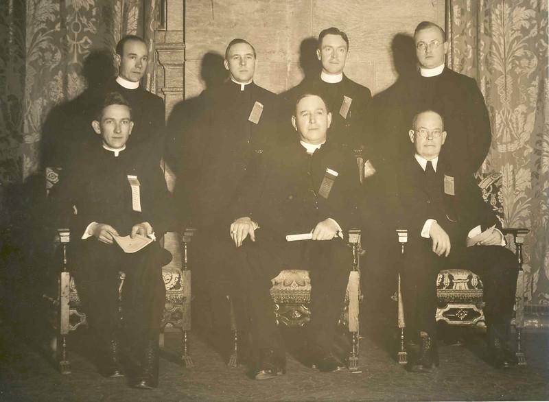 Br. Vantasian, Archbishop Cantwell et al.jpg