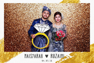 Maisyarah & Ruzaimi