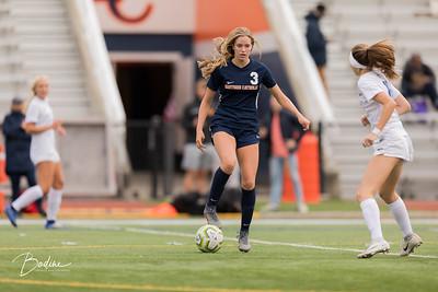 EC Girls Soccer v. Seattle Prep