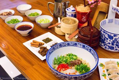 Beijing's Best La Mian & Dumplings @ Makan Kitchen