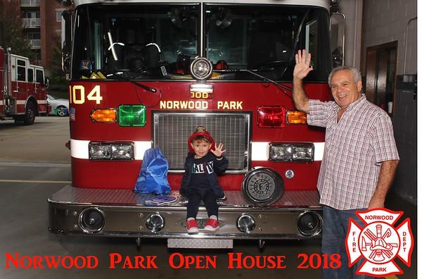 Norwood Open House (10/06/18)