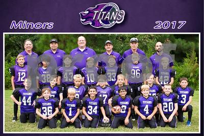 Weaver Minors Team Photos 2017