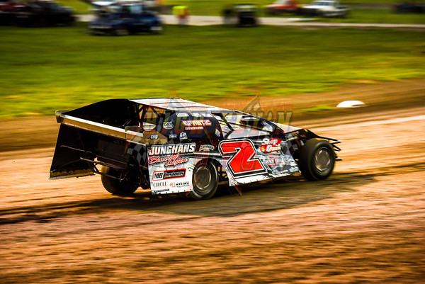 8-19-2016  USMTS GRANT JUNGHANS Memorial Rained Out LAKESIDE SPEEDWAY