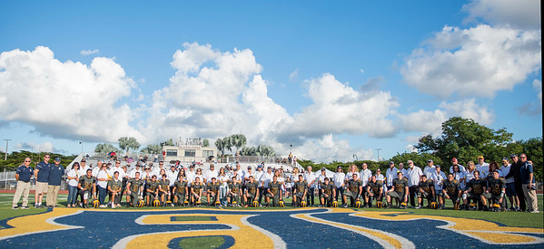 Homecoming: VFB Senior Recognition Ceremony