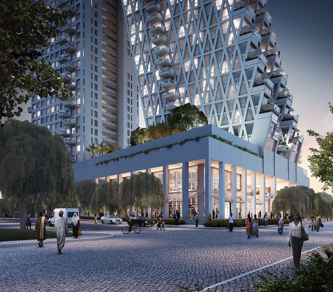 Colombo_Entrance view_image courtesy of Safdie Architects.jpg