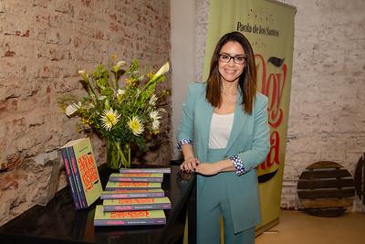 Eventos · Paola de los Santos · Libro #YoDoyLaTeta