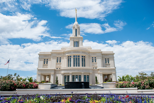Payson Temple Sealing