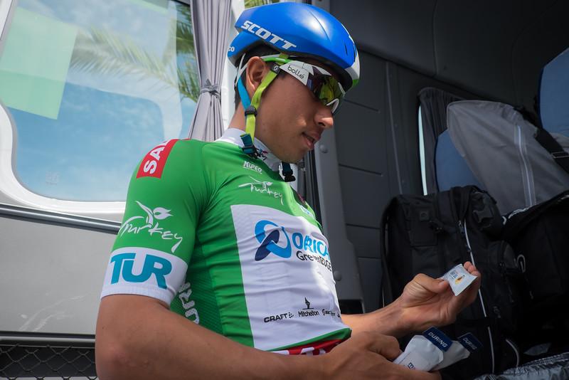 Tour of Turkey 2015, Caleb Ewan