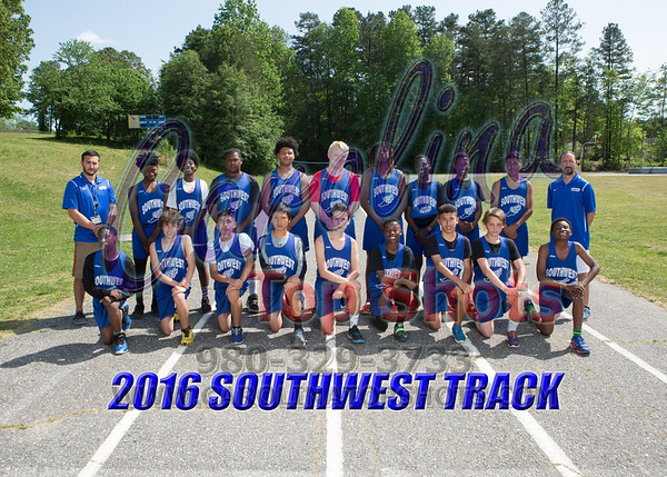 2016 Southwest Team Photos