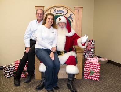 Blackwell Santa Event
