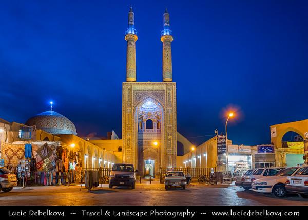 Iran - Yazd & Kerman Province