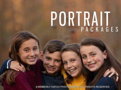 Booking- Portrait Photography