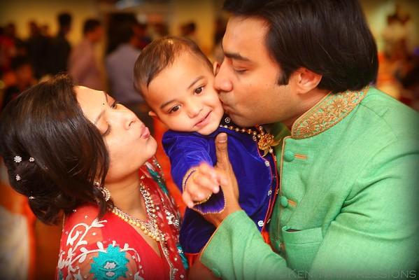 Arjun's 1st Birthday Celebration