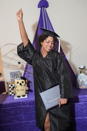 Imani Hamilton Graduation Party 051615