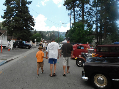 Big Bear Air Show/Car Show Aug 2011
