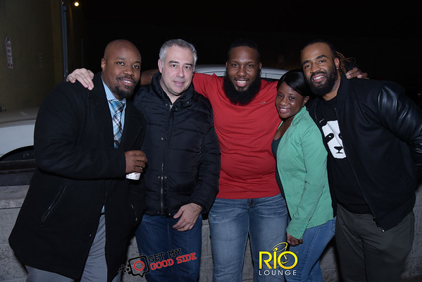 Rio Mondays Dec 28th