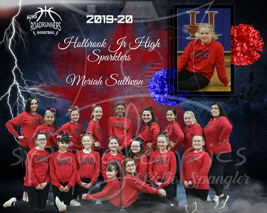 2019-20 HJHS Sparklers