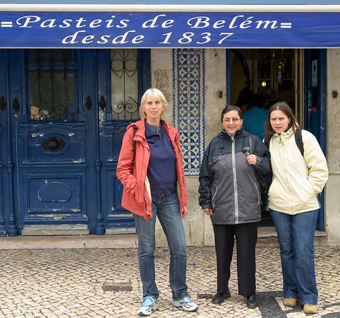 Lisboa Portugal - Pasteis de Belem - March 2008