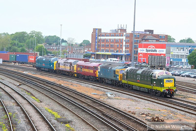 Preserved Loco Mainline Moves