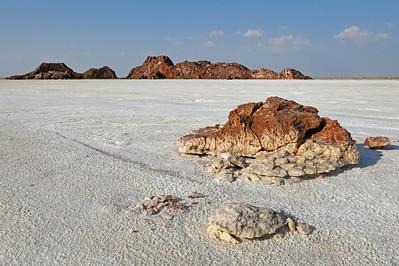 danakil salt flats