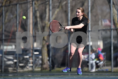 Marshalltown @ Fort Dodge Girls Tennis 4/6/17