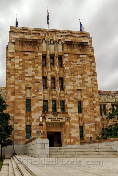 Forgan Smith Building