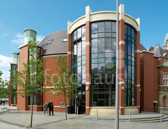 Swindon Central Library