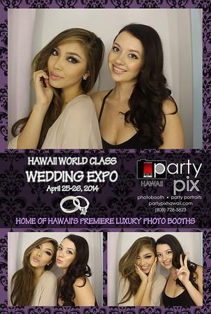 Wedding Expo - April 2014 (Luxury Photo Booth)