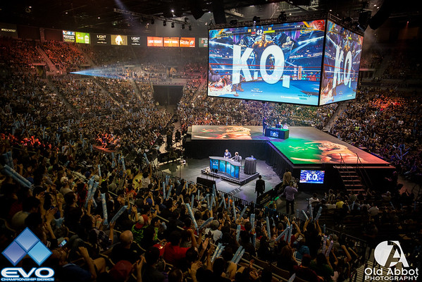 EVO 2016 [Gaming Generations]