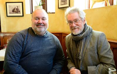 Mark and Sandy