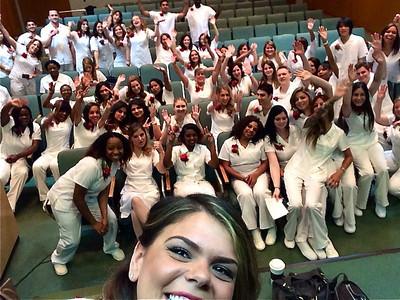 Nurses Pinning May 2014