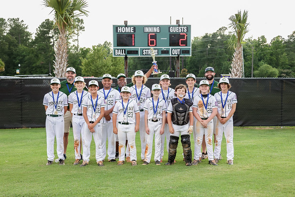 Conway All-Star 12U District and State Baseball Tournament 2021