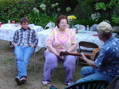 Mary Jane's Birthday Parties