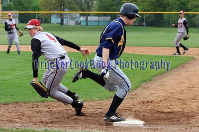 2008 NHS Baseball / Willard