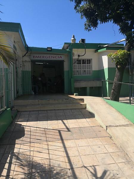 Hospital Municipal las Caobas