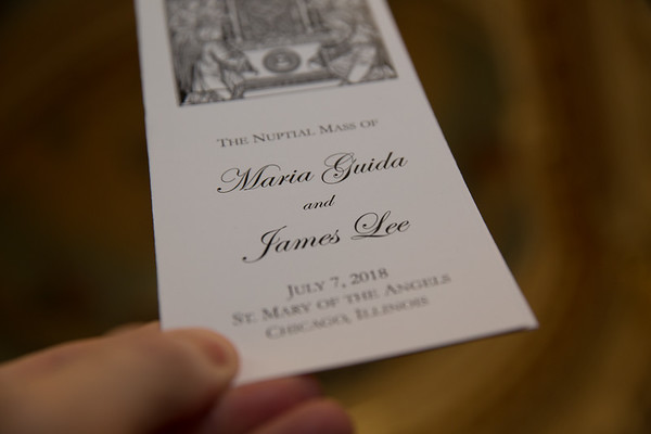 Weddings-Maria and James