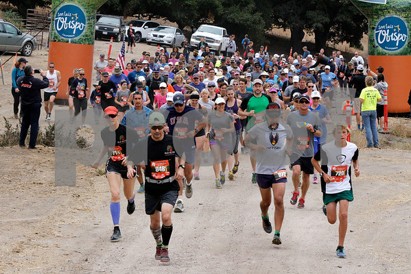 SLO Ultra @ Wild Cherry Canyon 2016