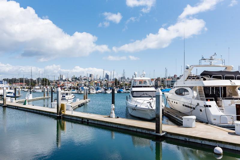 Yacht Harbor - April '18