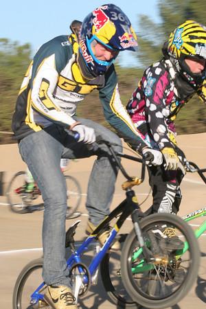 Sycamore BMX Sunday 25 Oct.