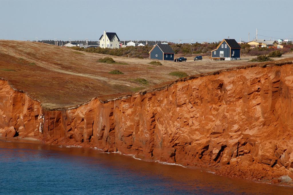Magdalen Islands Quebec