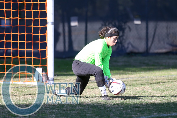 MCP Girls Soccer vs. Bullard