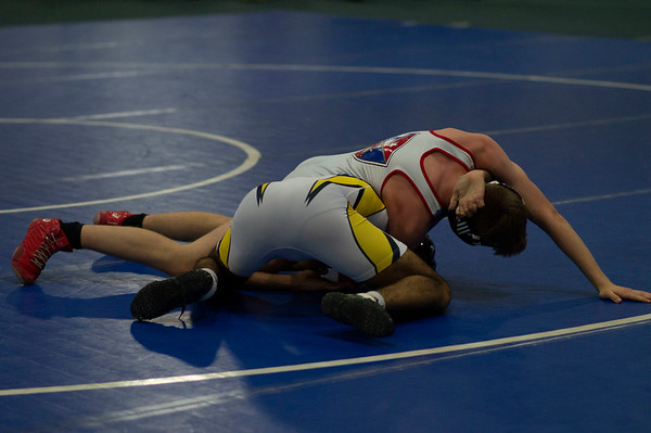 Wrestling vs. Virginia Prep State Duals - Jan 25