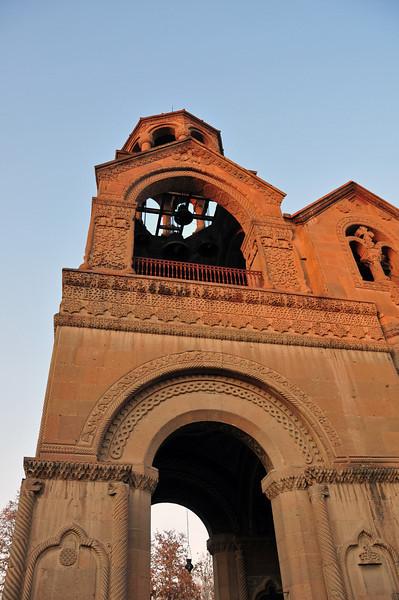 081214 0140 Armenia - Yerevan - Assessment Trip 03 - Church from 300 AD ~R.JPG